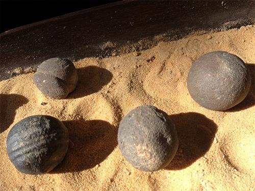Cosmic Seeds -3 Natures de roche