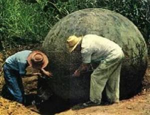 Boule du Costa Rica