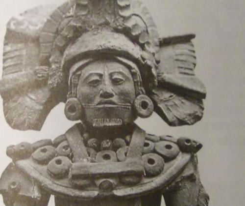 Cosmic Seeds, prêtre Maya